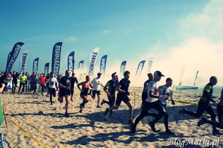 Runmageddon Gdynia start